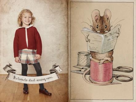 Beatrix Potter Tartan