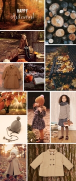 Happy Autumn Collage